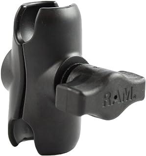 RAM MOUNTS(ラムマウント) アーム部 ショートアーム アルミ 約60mm ブラック RAM-B-201U-A