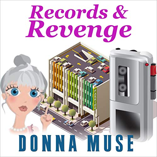 Records & Revenge Audiobook By Donna Muse cover art