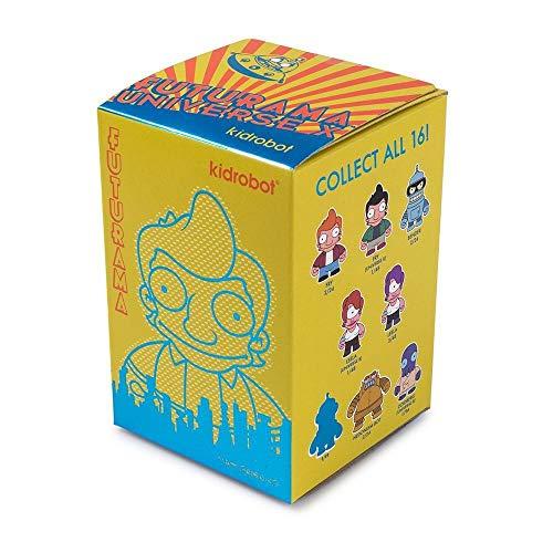 kidrobot- Futurama Universe X Random Mini Figure Blind Box 2.5'