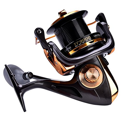 Mulinello per surfcasting Dilwe Spinning Reel 12
