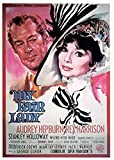 RZHSS My Fair Lady Movie Posters and Prints Wall Art Canvas
