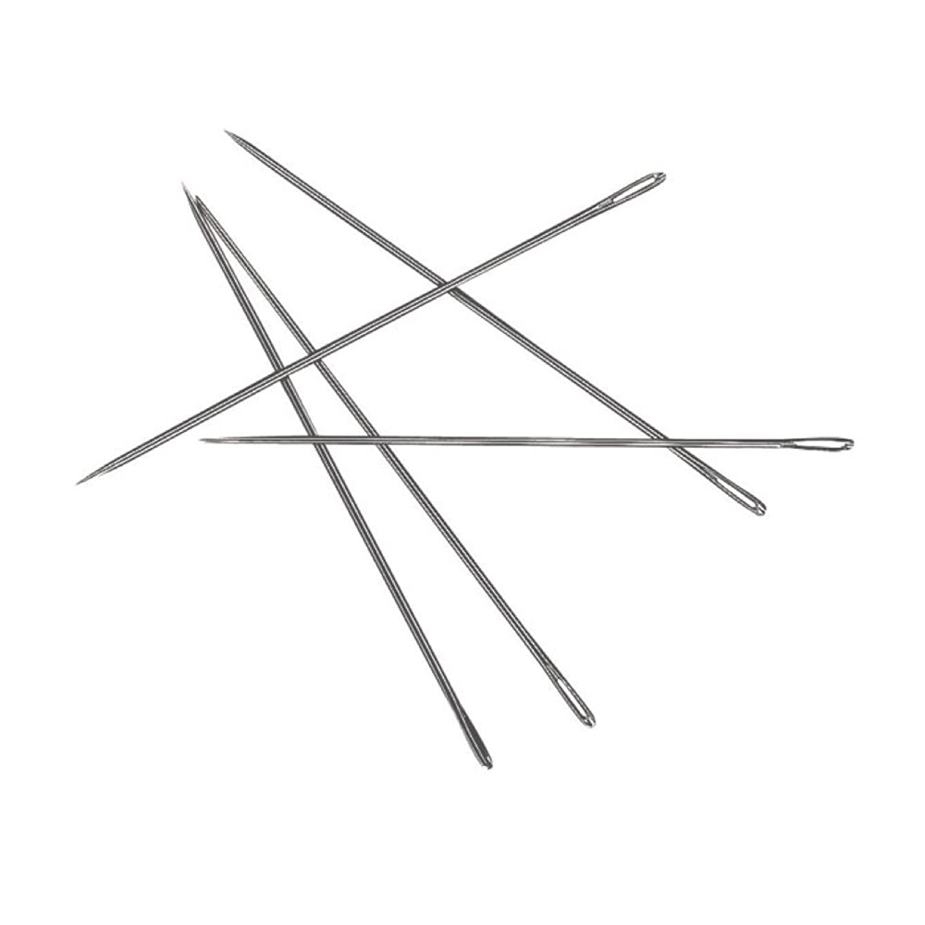 Lineco Book Binding Stainless Steel Needles, Package of 5 (870-887)