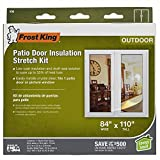 Best Window Insulation Kits - Frost King V96H Outdoor Stretch Window Kit, 84in Review