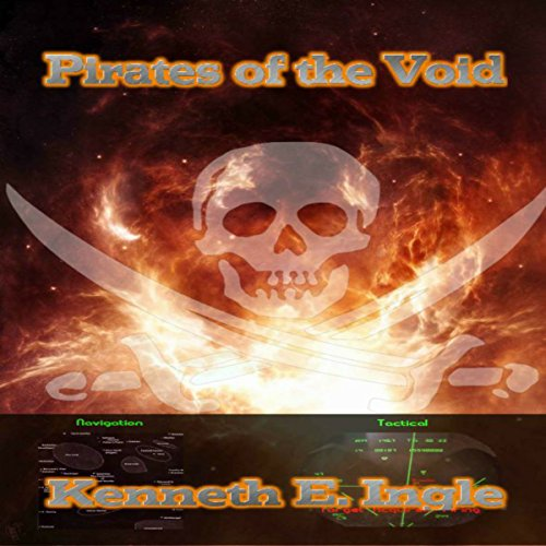 Pirates of the Void audiobook cover art