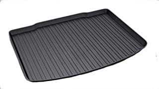 Kaungka Cargo Liner Rear Cargo Tray Trunk Floor Mat Waterproof Protector for 2017 2018 2019 Honda CRV (Fit with Subwoofer and 2018 CRV Touring)
