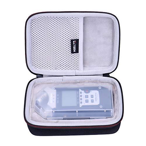 LTGEM EVA Hard Case for Zoom H4n Pro Digital Multitrack Recorder - Travel Protective Carrying Storage Bag