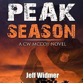 Peak Season audiobook cover art