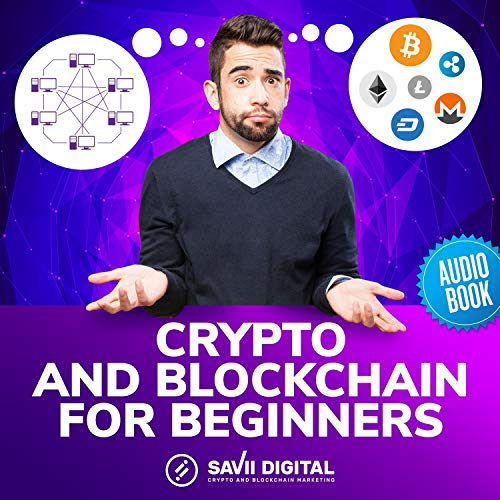 Crypto and Blockchain for Beginners CD Audiobook