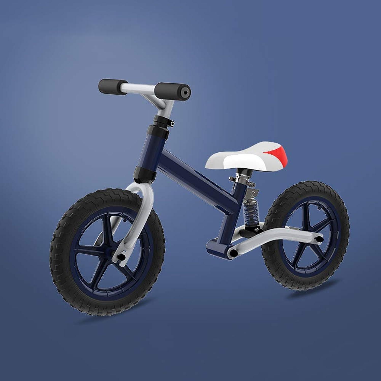tienda CLL CLL CLL Equilibrio para Niños Scooter de Coche Amortiguador de amortiguación No Pedal bebé 3-6 años,Azul  envío rápido en todo el mundo