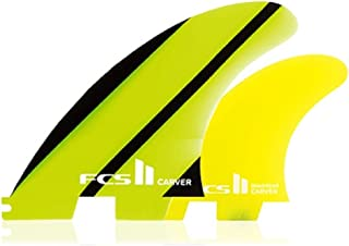 FCS II Carver Neo Glass Medium Tri-Quad Fins