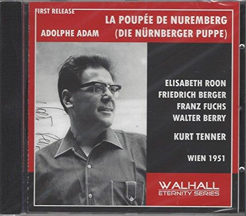 Adam: Die Nurnberger Puppe / Nuremberg Puppet / Poupée de Nuremberg