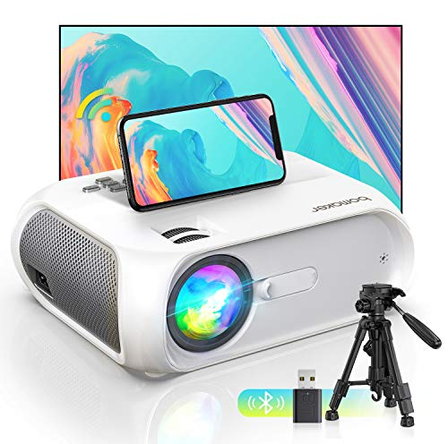 Bomaker WiFi Outdoor Projector