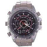 Best Spy Watches - M MHB Spy Wrist Watch Camera Hidden Video/Audio Review