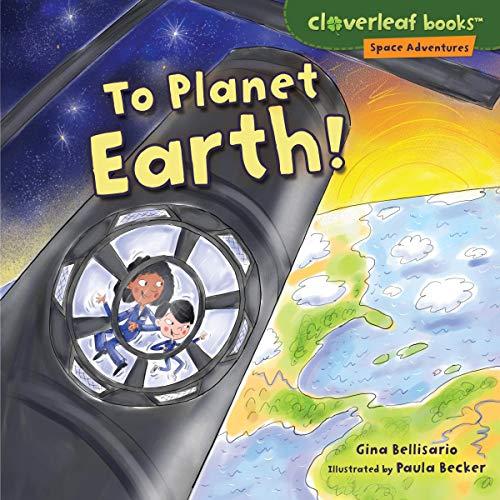 To Planet Earth! Titelbild