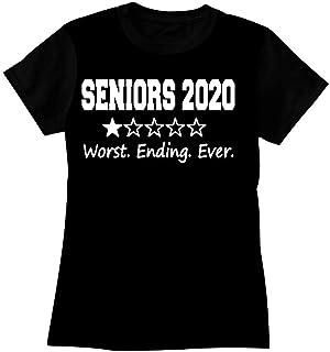 Adult Seniors 2020 Funny Graduation S#!t Just Got Real T-Shirt