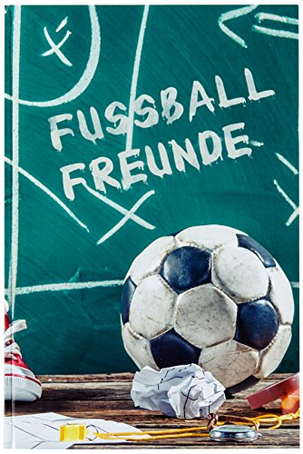 Pagna 20352-15 Freundebuch Spielzug 60S