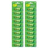 GP Greencell Heavy Duty Zinc Batteries 1.5V AA Pack of 2