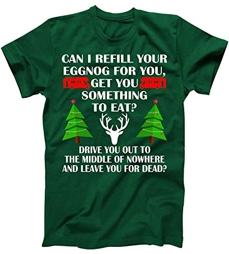 Christmas Vacation Quote Left for Dead T-Shirt