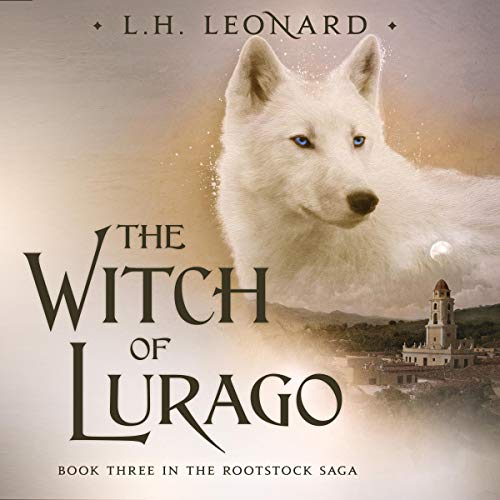 The Witch of Lurago  By  cover art