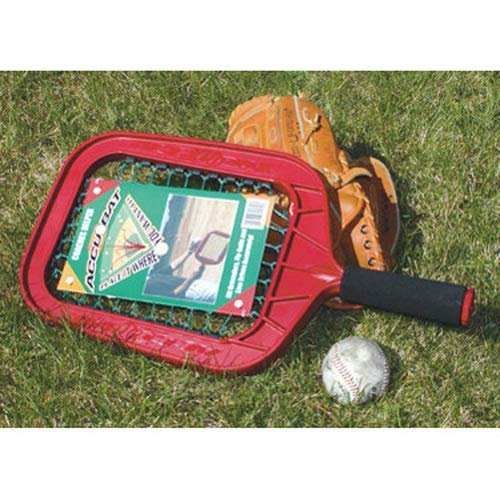 """Accubat """"Coaches Helper Baseball Training Device for Hitting Grounders and Pop Flies"""