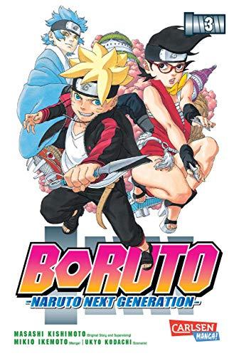 Boruto - Naruto the Next Generation 3 (Manga) [Kindle-Edition]