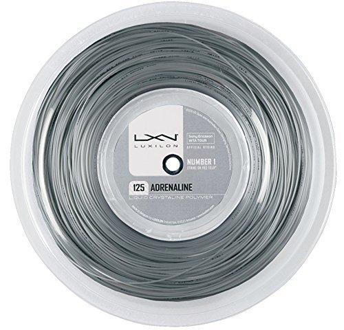 Luxilon Adrenaline 1,25mm 200m Cordage de Tenis