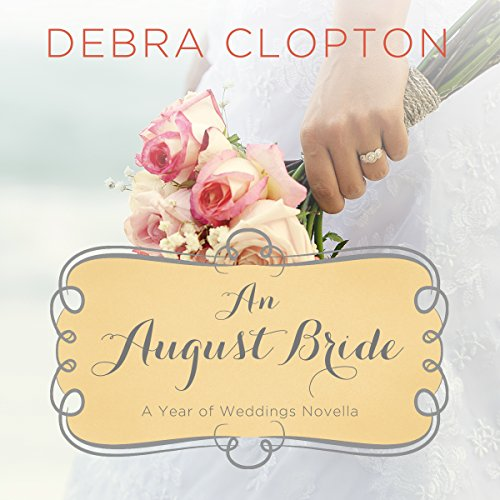 An August Bride audiobook cover art