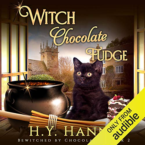 Couverture de Witch Chocolate Fudge