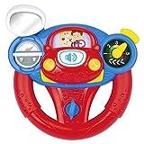 winfun - Volante conducción luz y sonidos (46514)
