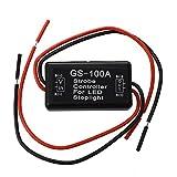 SODIAL(R) フラッシュストロボコントローラフラッシャーモジュール、LEDブレーキテールストップライト12-16V用