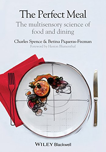 Image of The Perfect Meal: The Multisensory Science of Food and Dining