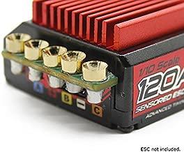 Turnigy TrackStar Easy Fit ESC Connectors (5 Pair / Set)