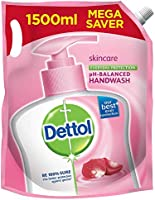 Dettol pH-Balanced Skincare Liquid Handwash Refill Super Saver Pack