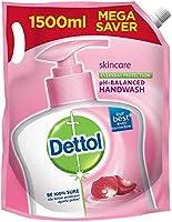 Dettol pH-Balanced Skincare Liquid Handwash Refill Super Saver Pack