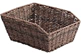 BIKESTAR rear basket for city bike 26 and 28 inches