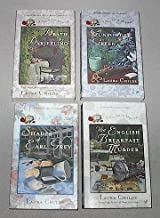 Laura Childs Box Set of 4: (#1) Death By Darjeeling; (#2) Gunpowder Green; (#3) Shades of Earl Grey; (#4) the English Brea...