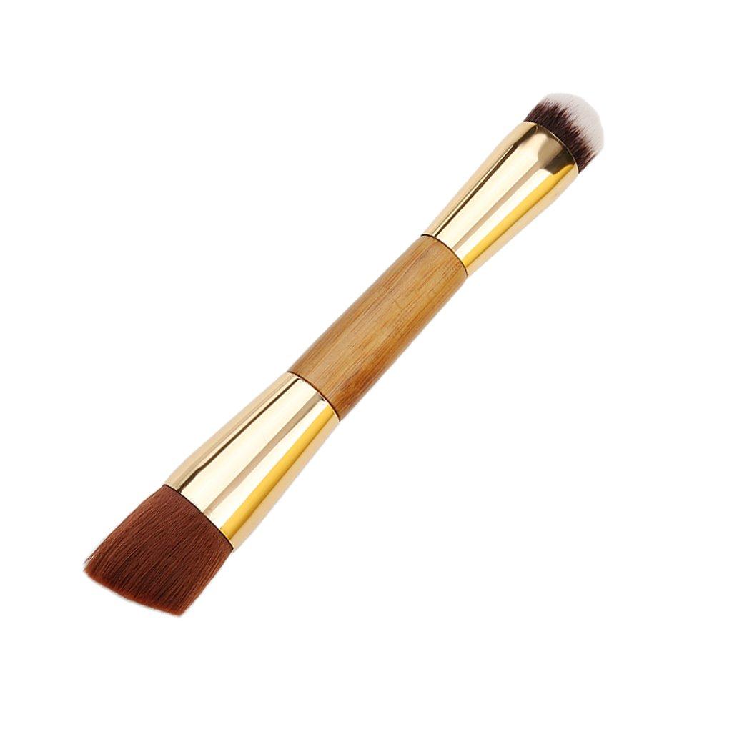 Generic Double End Bamboo Make Up Blush F Powder 25% OFF supreme Brush Concealer