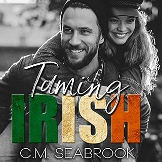 Taming Irish: A Rock Star Romance audiobook cover art