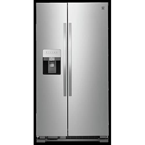 kenmore elite refrigerator ice maker hookup
