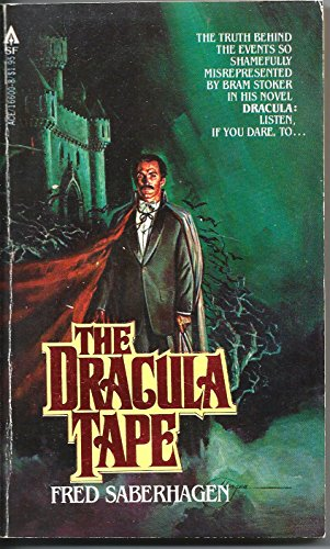The Dracula Tape 0441166008 Book Cover