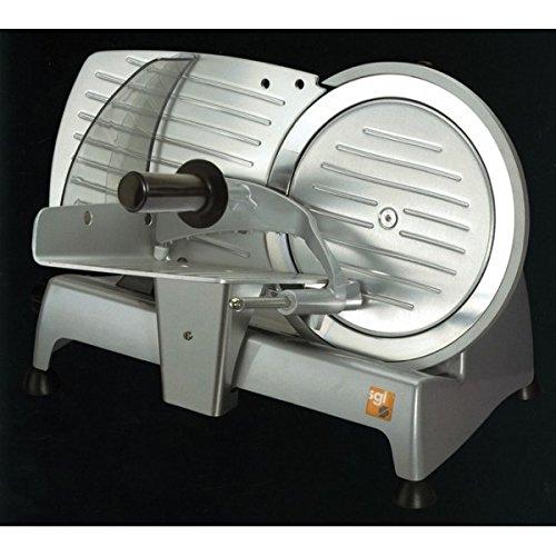Ardes 8110 Elettrico 125W Alluminio, Acciaio inossidabile Alluminio affettatrice