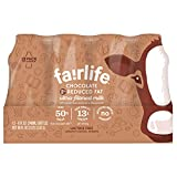 Fairlife 2% Reduced Fat Ultra-Filtered Chocolate Milk 8 oz (Pack of 12 Bottles)
