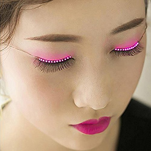 led lumineux faux cils f.lashes interactive led cils cils lumineux