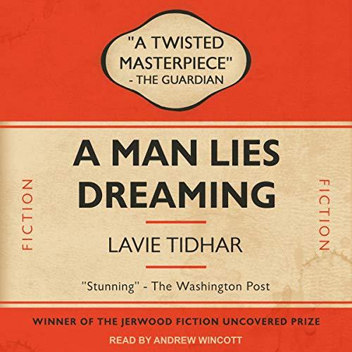 A Man Lies Dreaming cover art