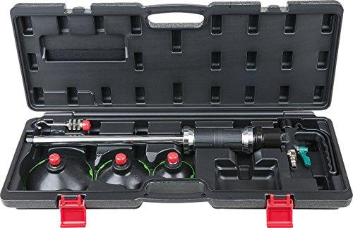 KS Tools 140.2080 Druckluft-Ausbeulhammer-Satz, 5-teilig
