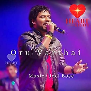 Oru Varthai (feat. Divakkar)