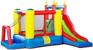 inflatable castle for children, Outdoor Trampoline Children s Slide Children s Fitness Equipment Indoor Sports Playground ...