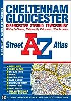 Cheltenham, Gloucester & Stroud A-Z Street Atlas