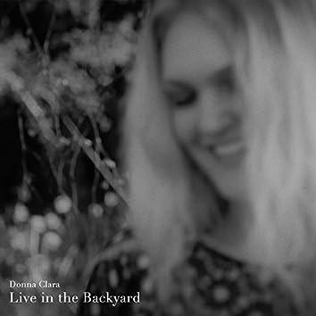 Live in the Backyard - Single