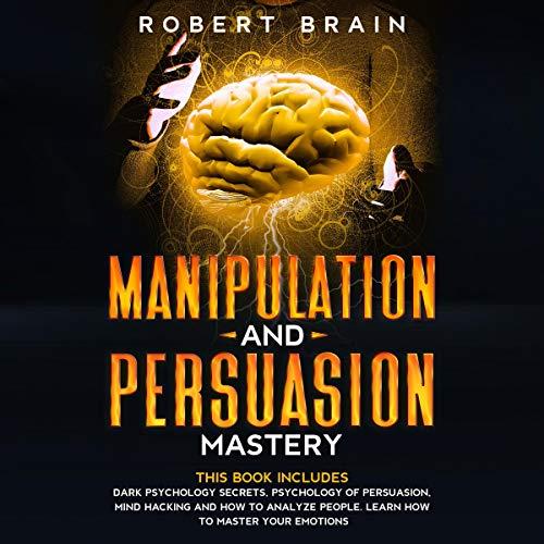 『Manipulation and Persuasion Mastery』のカバーアート